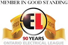 Member in Good Standing, Ontario Elecdtrical League
